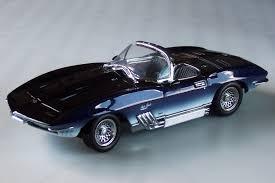 1/43 Concept cars: Chevrolet Corvette Mako Shark I