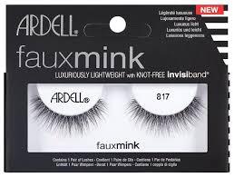 Купить <b>Ardell накладные ресницы</b> Faux Mink 817 черный по ...