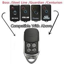303 mhz garage door remote control universal car gate cloning remote opener key fob for car key door tools mayitr