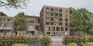 new affordable homes are to be built in croydon after brick by brick the council s house building company was granted planning permission for its first