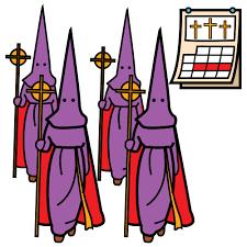 Resultado de imaxes para dibujo semana santa