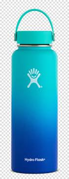 Light Blue Hydro Flask Water Bottles Hydro Flask Drink Bottle Transparent