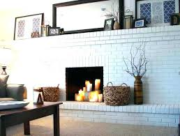 brick wall with fireplace brick wall fireplace pretty painted brick fireplaces on painted brick fireplace decorating brick wall with fireplace