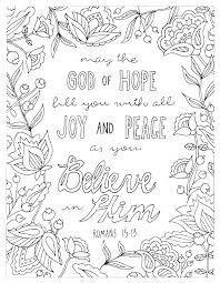 Scripture Coloring Pages Bible Verse Coloring Page My Latest Free