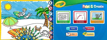 best apps for kids crayola paint and create