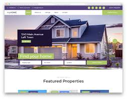 Myhome Free Bootstrap Real Estate Website Template 2019