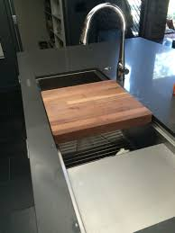 Sink With Cutting Board Kitchen Sink With Cutting Board