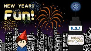 New Years - Activities, Games, and Worksheets for kids