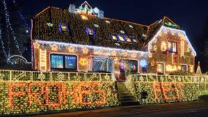 cool christmas house lighting.  Christmas Neighborhoods With The Best Holiday Lights In Chicago For Cool Christmas House Lighting