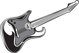 Guitar Vector Element Royalty Free Stock Image Storyblocks Images