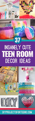 Purple Room Accessories Bedroom 37 Insanely Cute Teen Bedroom Ideas For Diy Decor Crafts For Teens