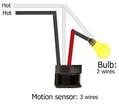 motion sensor wiring diagram image wiring motion detector wiring diagram jodebal com on motion sensor wiring diagram
