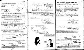 filling out applications u s passport applications trace the travels of the rich and famous