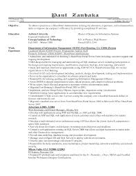 Computer technical skills for resume