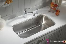 Ideas For Small Space Kitchens Design Ideas  Luxus IndiaModular Kitchen Sink