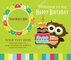 Birthday Cards Design For Kids Birthday Cards Design For Kids Wmsib Info