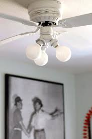 making an old fan look more modern when you can t replace the fan