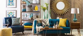 blue and gold home decor perfect pairings hayneedle