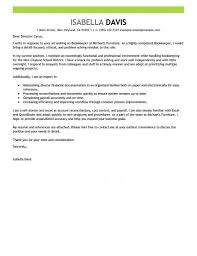 bookkeeper cover letters bookkeeper cover letter best cover letter