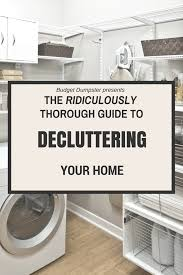 How To Declutter Your Home A Ridiculously Thorough Guide - Decluttering your bedroom