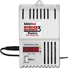 pro series 3 electronic gas radon detector