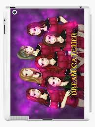 Dream Catcher Anime Delectable Dreamcatcher Kpop Anime Dream Catcher IPad Cases Skins By