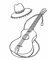 Small Picture Spanish Hat Coloring PageHatPrintable Coloring Pages Free Download