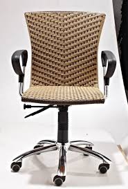 eco friendly office chair. Wicker Office Chair Eco Friendly