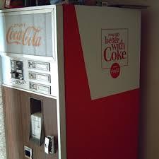 Craigslist Vending Machine New Vintage Coke Machines Collectors Weekly
