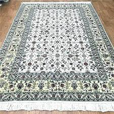 brandt gray area rug 6x9 white confetti off grey carpet camel hand knotted wool and