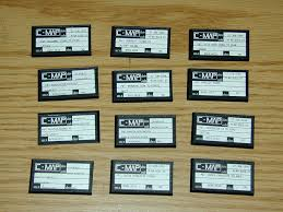 C Map Chart Cards For Sale Used Equipment