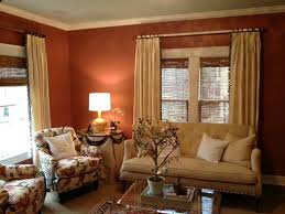 Cream Silk Curtain Panels With Trim Down Leading Edge Traditional Living Room Curtains