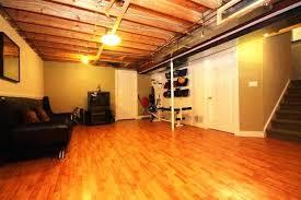 unfinished basement lighting ideas. Unfinished Basement Lighting Flooring Ideas Led I