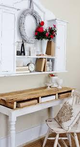 pallet furniture desk. 19 DIY Pallet Desks \u2013 A Nice Way To Save Money And Customize Your Home  Office Furniture Desk