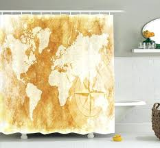 old fashioned world map shower curtain set reviews world map shower curtain old fashioned world map