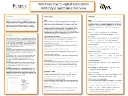 Singular Purdue Owl Apa Research Paper Museumlegs