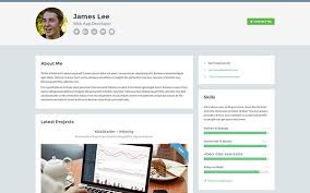 Best Bootstrap Themes And Templates Made For Developers Portfolio