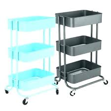 ikea metal shelves metal shelves on wheels shelf with wheels 3 tiers storage rack trolley cart