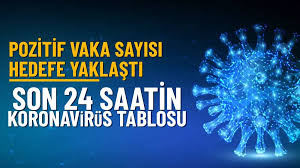 134 kişi korona virüsten hayatını kaybetti, toplam can kaybı 47 bin 405'e çıktı. Qd79itv Zmcm7m