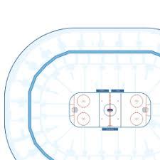 Keybank Center Interactive Hockey Seating Chart
