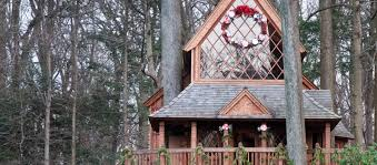 Treehouse masters mirrors Treehotel Longwood Gardens Canopy Cathedral Longwood Gardens