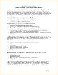 Sample Resume Graduate School Resume Sample For Admission To Graduate School Valid Resume Graduate 2