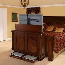 tv hideaway furniture. elegant bedroom photo in miami tv hideaway furniture s