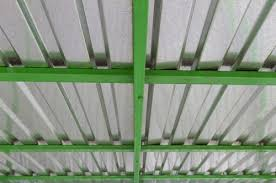 what type of metal sheet should be used with water