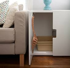 litter box furniture cat enclosed covered. Photo Courtesy Of Bella Pop Litter Box Furniture Cat Enclosed Covered