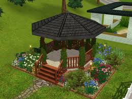 pergola sims 3. build a gazebo on sims 3 design woodworking projects online tier pergola