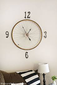 Small Picture Best 25 Large vintage wall clocks ideas on Pinterest Wall