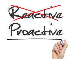 Image result for strategic rather than reactive