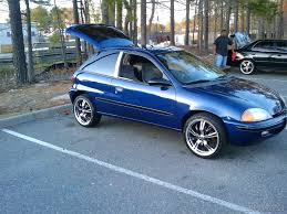 1997 Geo Metro Hatchback Specifications, Pictures, Prices