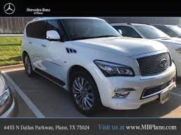 Used INFINITI QX80 for Sale in Dallas, TX | Cars.com